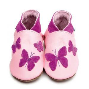 Kaleidoscope Pink Shoes Baby Gift