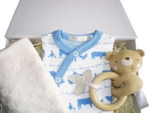 Little Star Boys Baby Gift Box