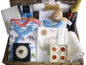 Mummy and Little Prince Baby Gift Box