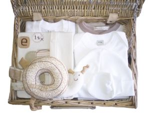 Sing a Song Luxury Baby Gift Hamper by Mulberry Organics