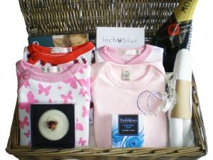 Star Light Baby Gift Box by Mulberry Organics