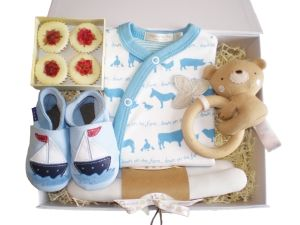 The Big Ship Baby Gift Hamper